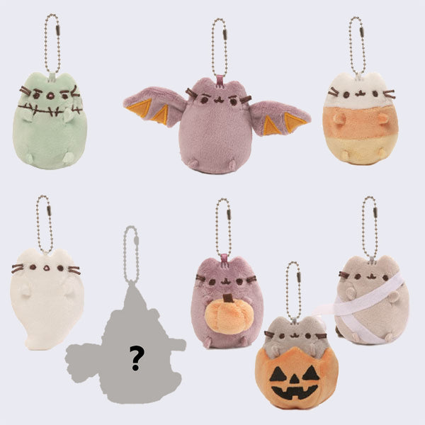 Pusheen Trick or Treat - Surprise Plush Blind Box (Series 4)