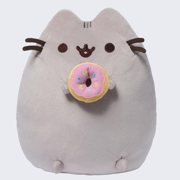 Pusheen Doughnut Plush (Large)