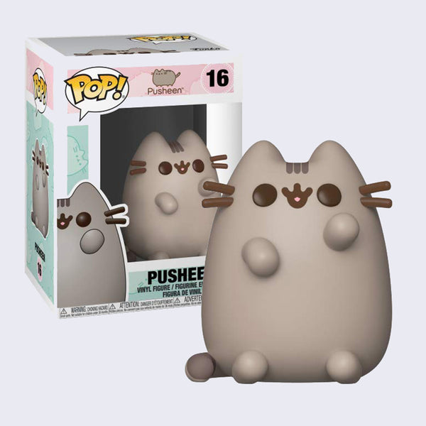 Funko - Pusheen Vinyl Pop! Figure