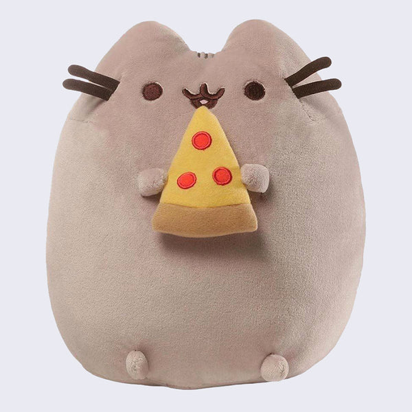 Pusheen Pizza Plush (Large)