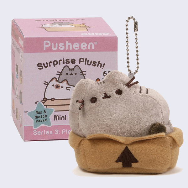 Pusheen - Surprise Plush Blind Box (Series 3)