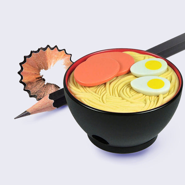 Ramen Doodles - Eraser and Sharpener