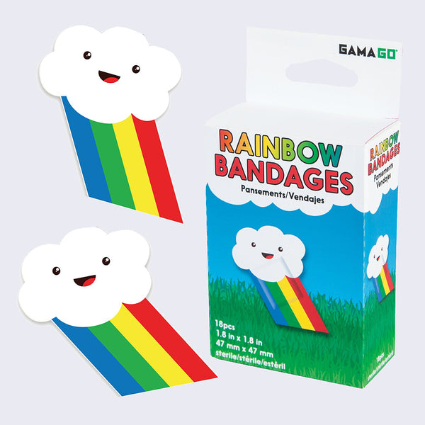Gama-Go - Rainbow Bandages