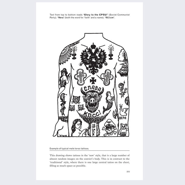 Danzig Baldaev - Russian Criminal Tattoo Encyclopedia - Volume 2