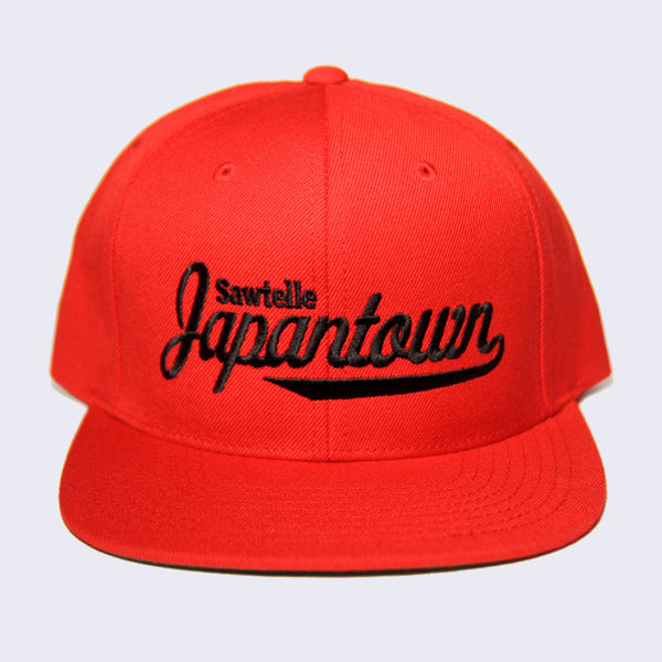 Sawtelle Japantown Hat (Red)