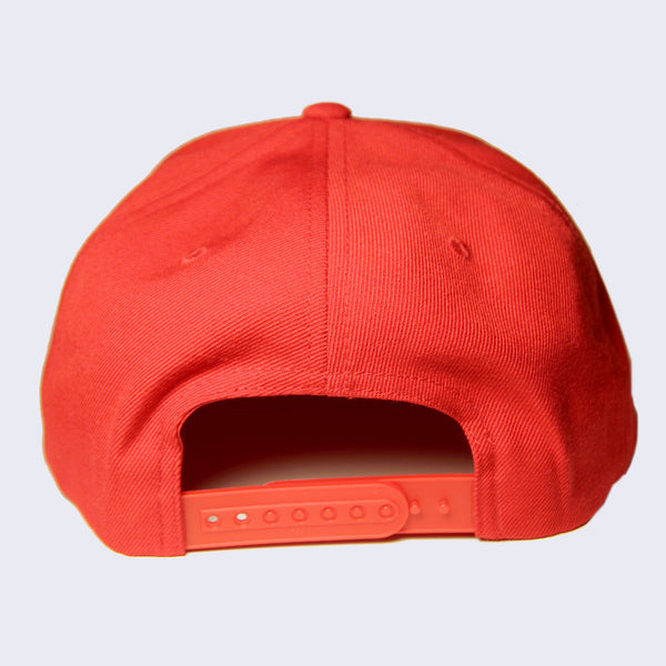 Giant Robot - Sawtelle Japantown Hat (Red)