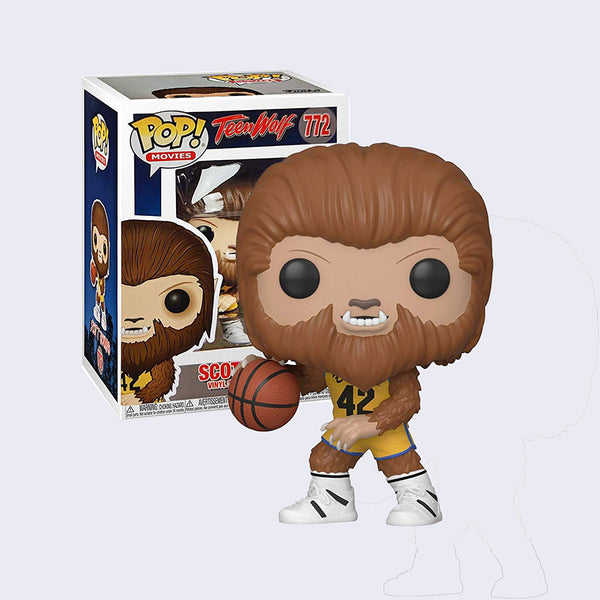 Funko - Teen Wolf Scott Howard Vinyl Pop! Figure