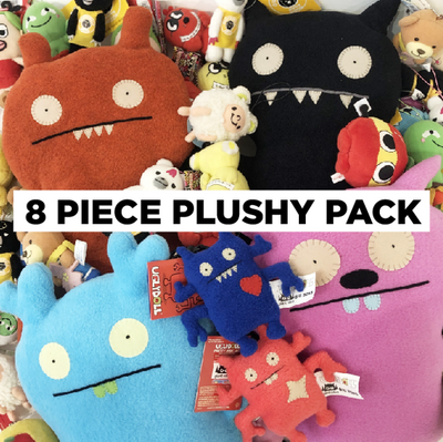 Eight Piece Plushy Pack - GR Offerings #12
