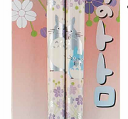 My Neighbor Totoro Bamboo Chopsticks - Flowers