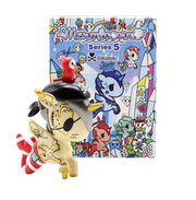 Tokidoki - Mermicorno Blind Box (Series 5)