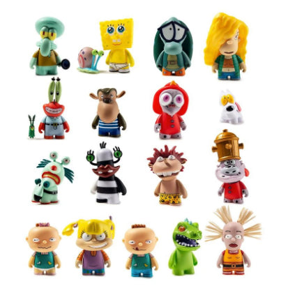 Nickelodeon Collectible Vinyl Mini Blind Box (Series 2)