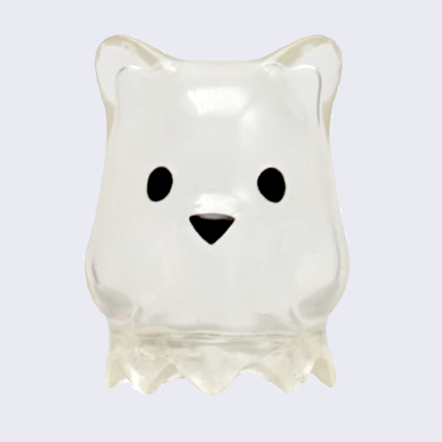 Munky King x Luke Chueh - Ghostbear (Invisible)- Vinyl Figure