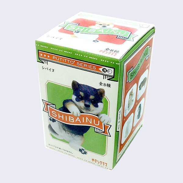 Kitan Club Shibainu Blind Box Figure