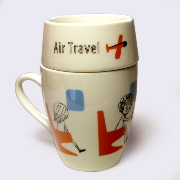 Shinzi Katoh - Mug Set (Air Travel)