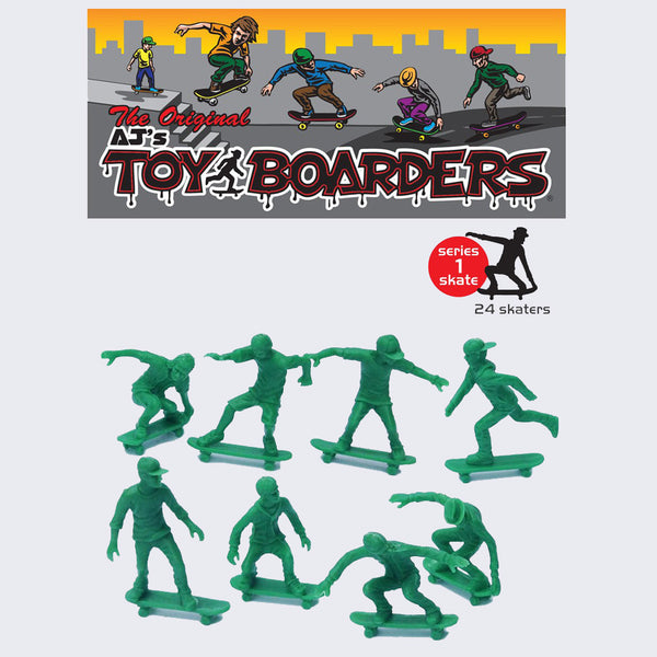 Toy Boarders - Skate Figures (Series 1)