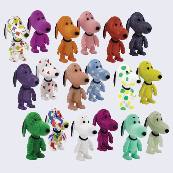 Qee - Peanuts Snoopy Figure (Series 1)