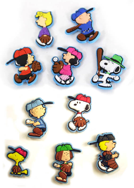Snoopy Peanuts Magnet Capsule Toy