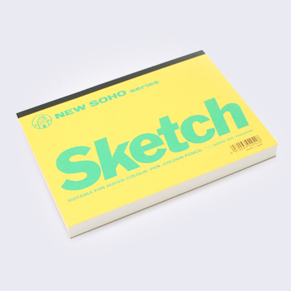 Maruman New Soho Sketchbook