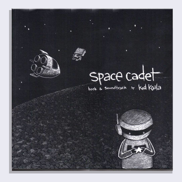 Kid Koala - Space Cadet (Book & CD)