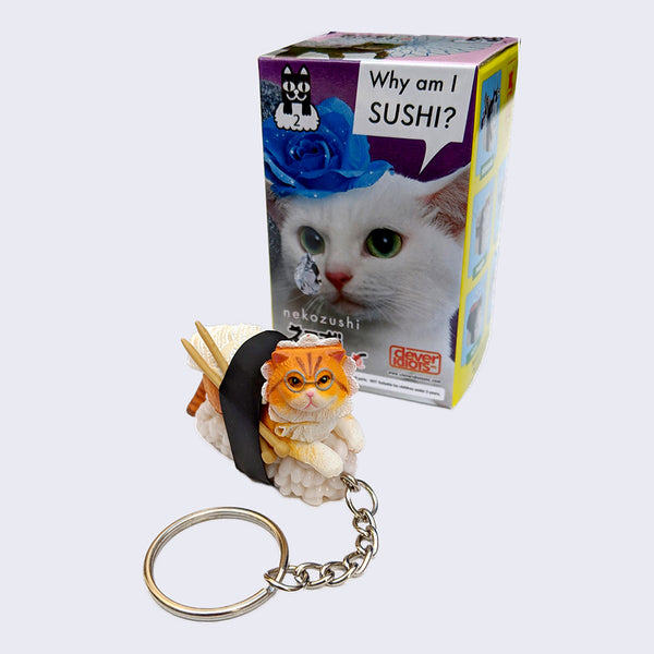 Cat Sushi Figure - Series 2