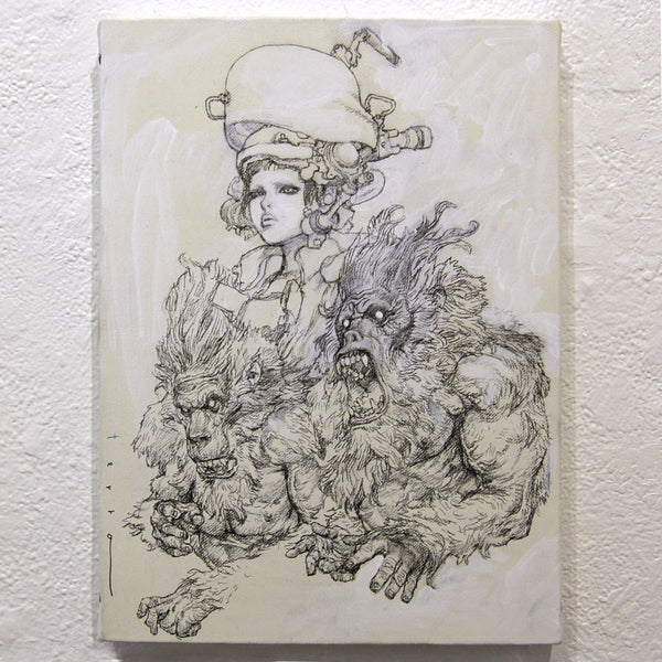 Katsuya Terada - Hot Pot Girl - #22