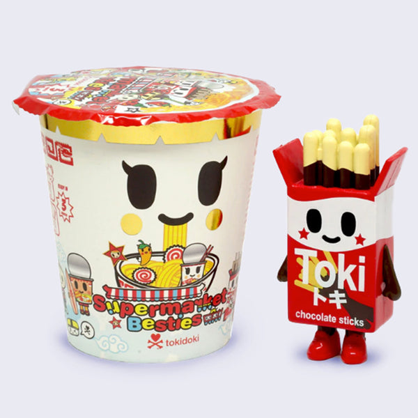 Tokidoki - Supermarket Besties Blind Box