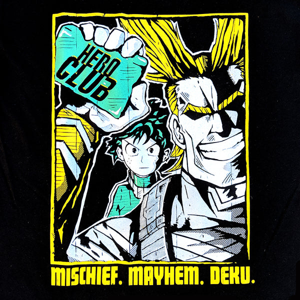 Tee No Evil - Hero's Club T-Shirt