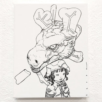 Katsuya Terada - Dragon Girl - #10