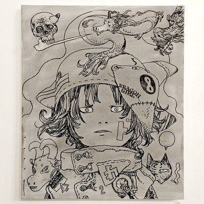 Katsuya Terada - Dragon Girl - #24