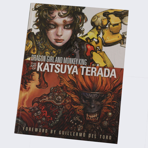 Katsuya Terada - Dragon Girl and Monkey King: The Art of Katsuya Terada We can - Get this Signed. Order By Dec 24th