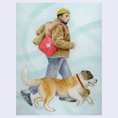 "The Doggo Show - Thinh Nguyen - ""Help's On The Way!"""