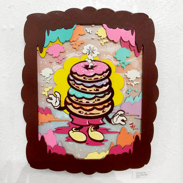 Let's Eat - Thomas Han - Donut Monster