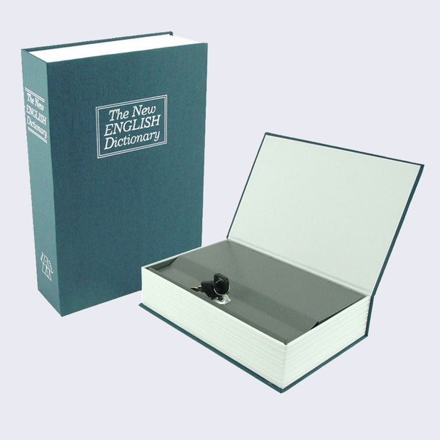 ThumbsUp! - Dictionary Book Safe