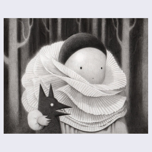 "Wonderfull: Through High and Low - ""Pierrot"" by Giorgiko"