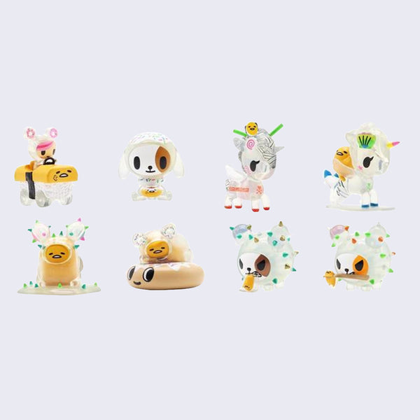 Tokidoki x Gudetama Egg Blind Box Series 1