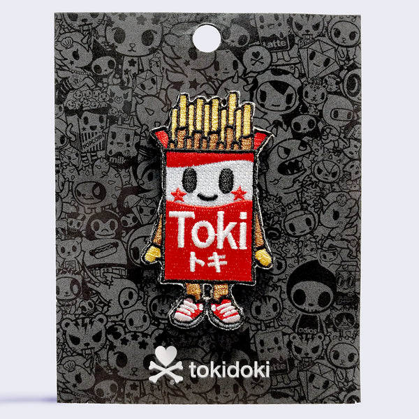 Tokidoki - Toki Iron-on Patch