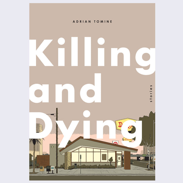 Adrian Tomine - Killing and Dying