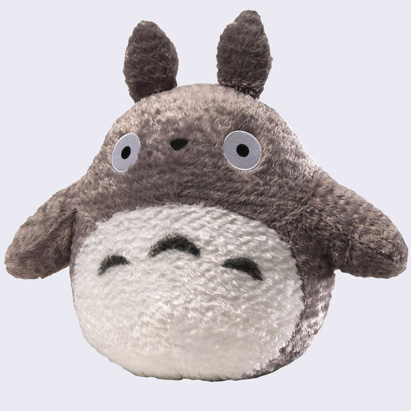 "Totoro 13"" Fluffy Grey Plush"