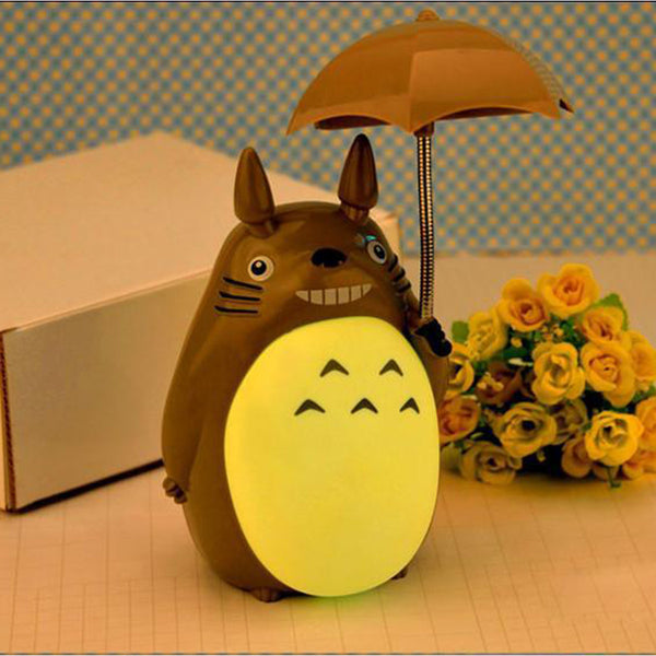 Totoro Lamp (Umbrella)