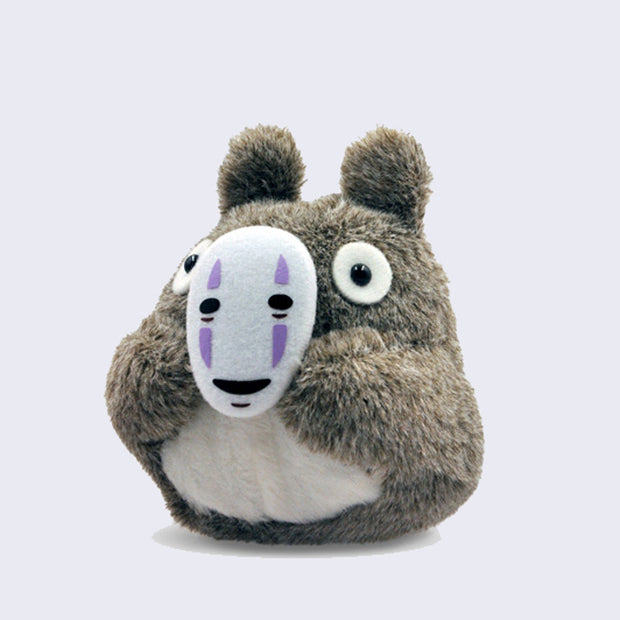 "Totoro 4"" Plush (with No Face Mask)"