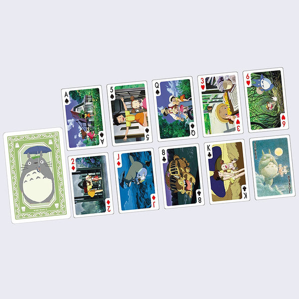 Totoro Playing Card Set