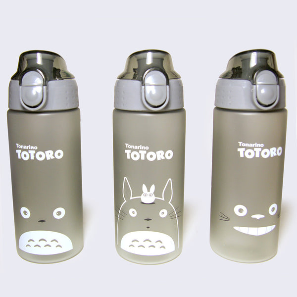 Totoro Gray Plastic Tumbler (Assorted)