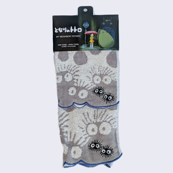My Neighbor Totoro Mini Towels