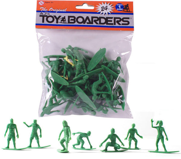 Toy Boarders - Surf Figures
