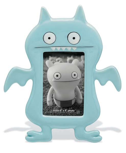 Uglydoll Ceramic Frame (Blue Ice-Bat)