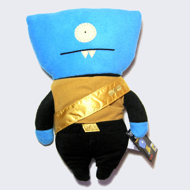 Uglydoll x Star Trek - Wedgehead Klingon  (Medium)