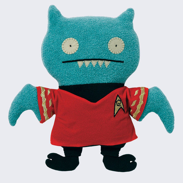 Uglydoll x Star Trek - Ice-Bat as Scotty (Medium)