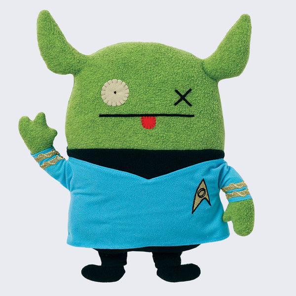 Uglydoll x Star Trek - OX as Mr. Spock (Medium)