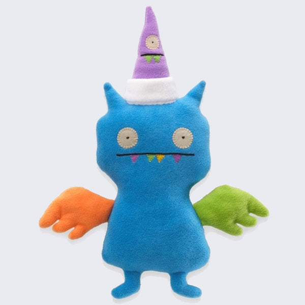 Uglydoll - Sleepy Chilly Ice-Bat Plush