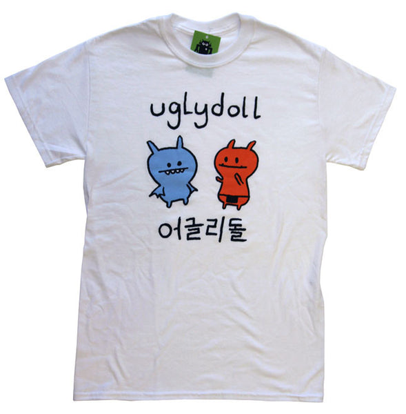 Uglydoll - Origins T-shirt (White)
